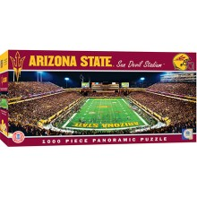 Arizona State Sundevils 1000 pc. Panoramic Puzzle