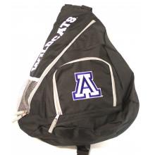 Arizona Wildcats Sideswipe Sling Backpack