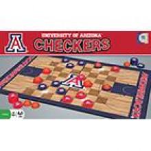Arizona Wildcats Team Checkers
