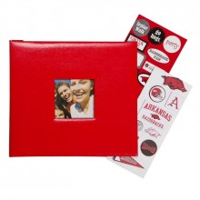 Arkansas Razorbacks 12 x 12 Complete Scrapbook Kit