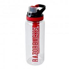 Arkansas Razorbacks Cool Gear 32 oz Ez Freeze Tritan Water Bottle