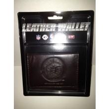 Houston Astros Brown Tri-Fold Leather Wallet
