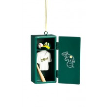 Oakland A's Team Locker Ornament