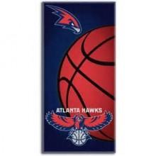 """Atlanta Hawks 30"""" x 60"""" Beach Towel"""
