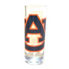 Auburn Tigers 2 oz Cordial Shot Glass