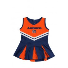 Auburn Tigers  Colosseum Infant Cheerdress ( 6-12 Months)