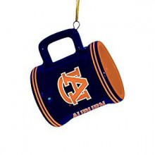 Auburn Tigers Ceramic Mini Mug Ornament