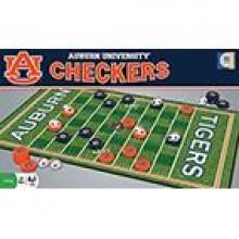 Auburn Tigers Team Checkers