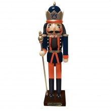 "Auburn Tigers 14""  Guardian Nutcracker"