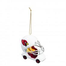 Arizona Cardinals Field Car Ornament