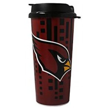 Arizona Cardinals 16-ounce Insulated Travel Mug