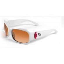 Arizona Cardinals White Bombshell Sunglasses