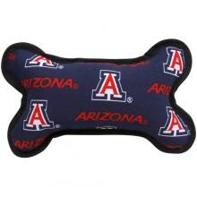 Arizona Wildcats Squeeky Dog Bone Toy