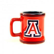 Arizona Wildcats 2 oz Mini Mug Shot Glass