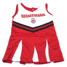 Wisconsin Badgers Colosseum  Infant Cheerdress (12-18 Months)