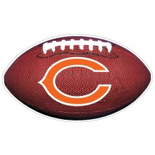 Chicago Bears 3-D Ultradepth Magnet