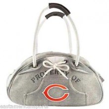 Chicago Bears Hoodie Bowler Purse