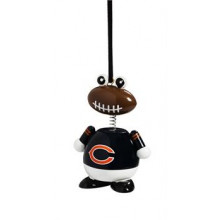 Chicago Bears Ballman Hanging Ornament