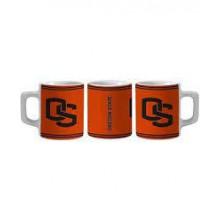 Oregon State Beavers 2 oz Mini Mug Shot Glass