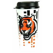 Cincinnati Bengals 32-ounce Single Wall Hype Tumbler