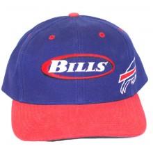 Buffalo Bills 2 Tone Adjustable Hat Cap Lid
