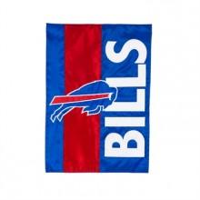 Buffalo Bills Embellish Garden Flag