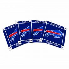 Buffalo Bills 4-Pack Ceramic Coasters