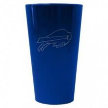 Buffalo Bills 16 oz Glitter Pint Glass