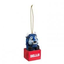Buffalo Bills Tiki Mascot Ornament