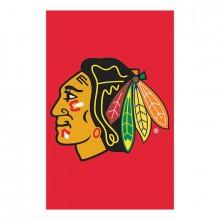 "Chicago Blackhawks 2-Sided 12.5""x 18"" Applique Garden Flag"