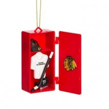 Chicago Blackhawks Team Locker Ornament