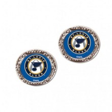 NHL Officially Licensed St. Louis Blues Stud Earrings