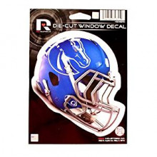 "Boise State Broncos 6"" Helmet Die-Cut Window Decal"