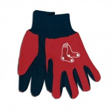 MLB Boston Red Sox Team Color Utility Gloves