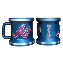 Atlanta Braves Mini Mug 2 0z Shot Glass