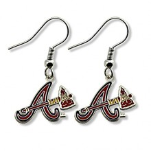 Atlanta Braves Tomahawk Dangle Earrings