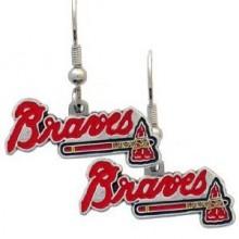 Atlanta Braves Tomahawk Dangle Earrings