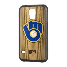 Milwaukee Brewers Galaxy S5 Rugged Series Phone Case