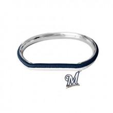 Milwaukee Brewers Hair Tie Bangle