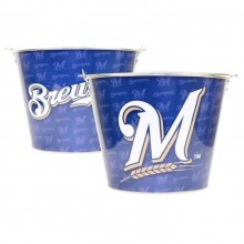 Milwaukee Brewers Repeater 5 QT Ice Bucket