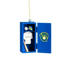 Milwaukee Brewers Team Locker Ornament