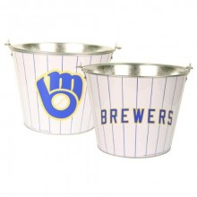 Milwaukee Brewers Jersey 5 QT Ice Bucket