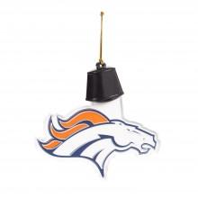 Denver Broncos Acrylic LED Light Up Ornament