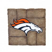 Denver Broncos 12 inch x 12 inch Garden Stone