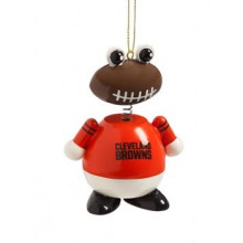 Cleveland Browns Ballman Hanging Ornament