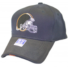 Cleveland Browns Black Fitted Hat