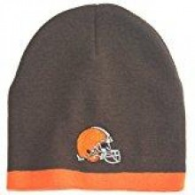 NFL Cleveland Browns Orange Tipped Beanie