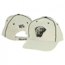 Cleveland Browns Tan Dawg Adjustable Hat