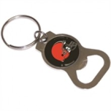 Cleveland Browns Bottle Opener Keychain
