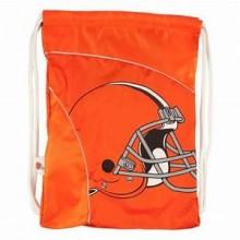 Cleveland Browns Curve Cinch Back-Sack Sling Bag